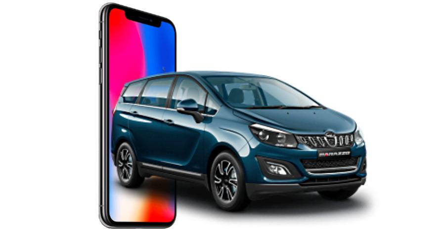 Mahindra Marazzo Apple Carplay Featured