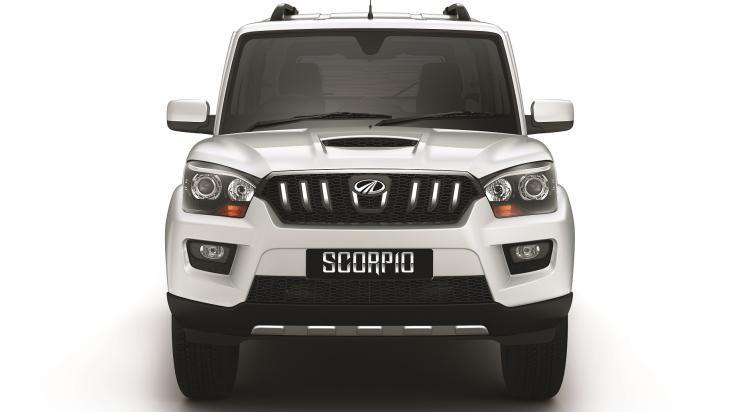 Mahindra Scorpio 1