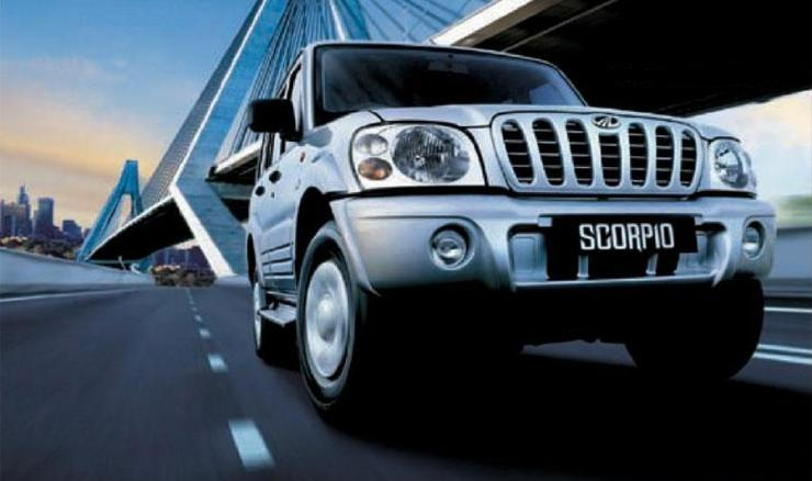 Mahindra Scorpio Development 1