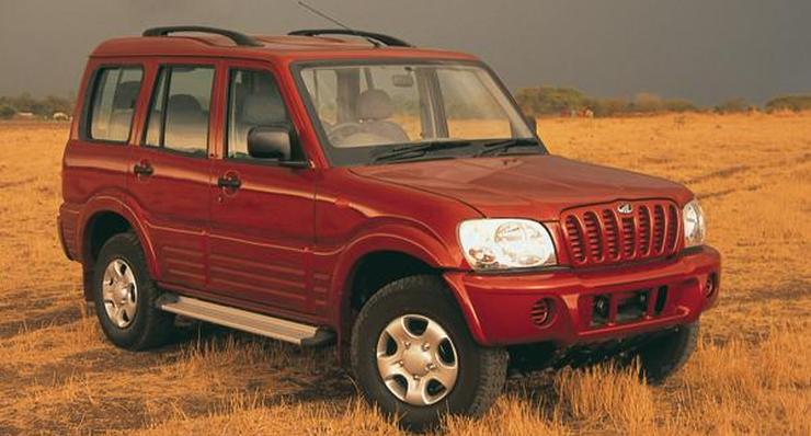 Mahindra Scorpio Engineers 2