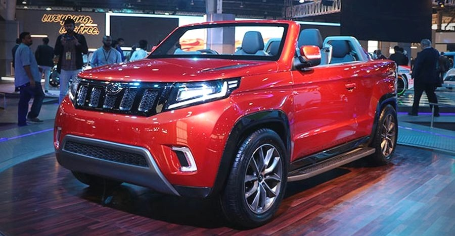 Mahindra Stinger Concept Featured