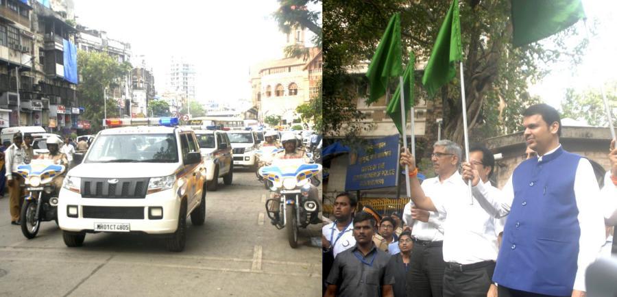 Mahindra Tuv300 Police
