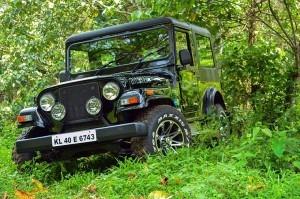 Mahindra Thar 300x199