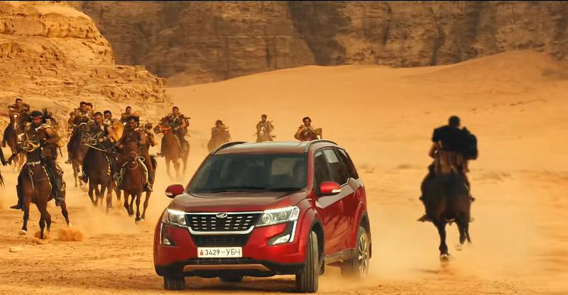 Mahindra Xuv500 Facelift Tvc Featured