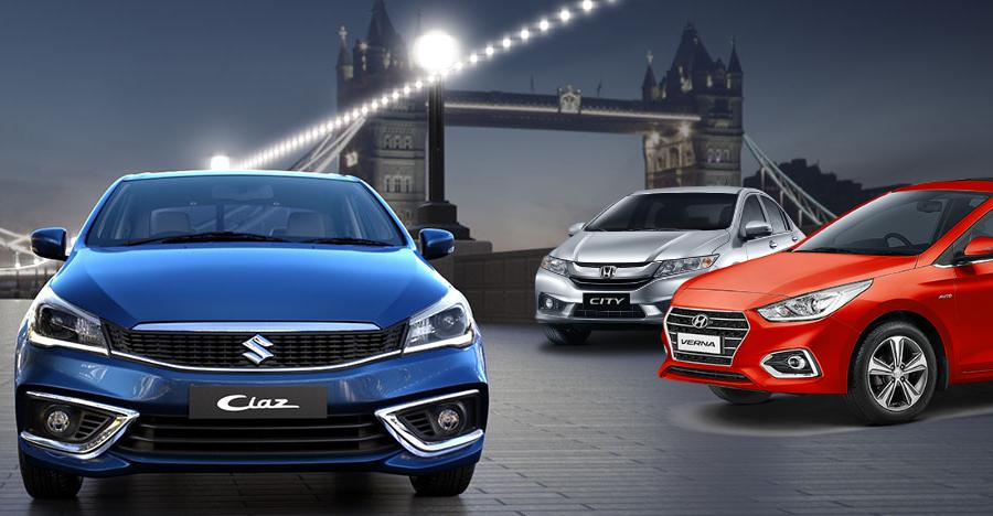 Maruti Ciaz Beats Verna And City Featured