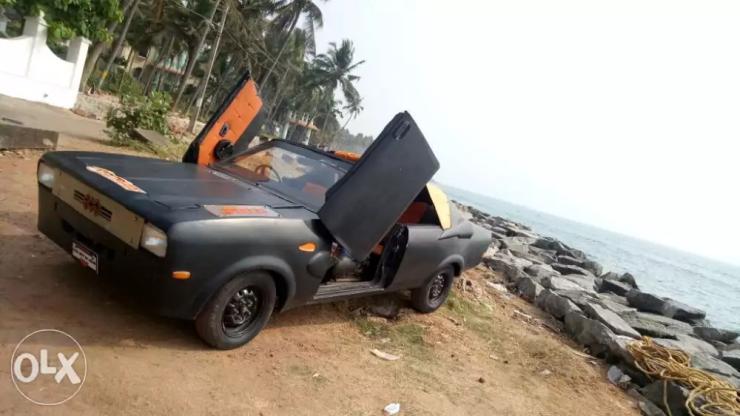 Modified Contessa Batmobile 1