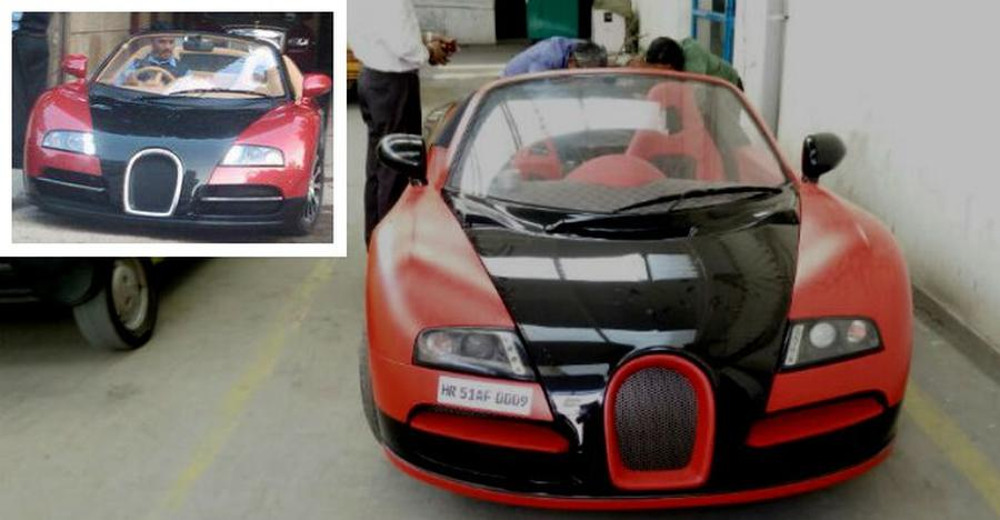 Nano Veyron India Featured