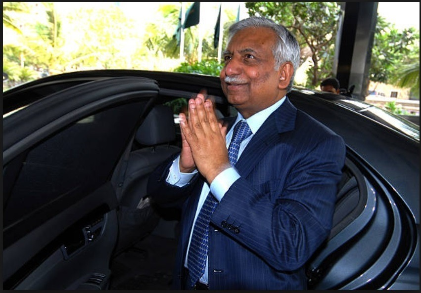 Naresh Goyal Bmw