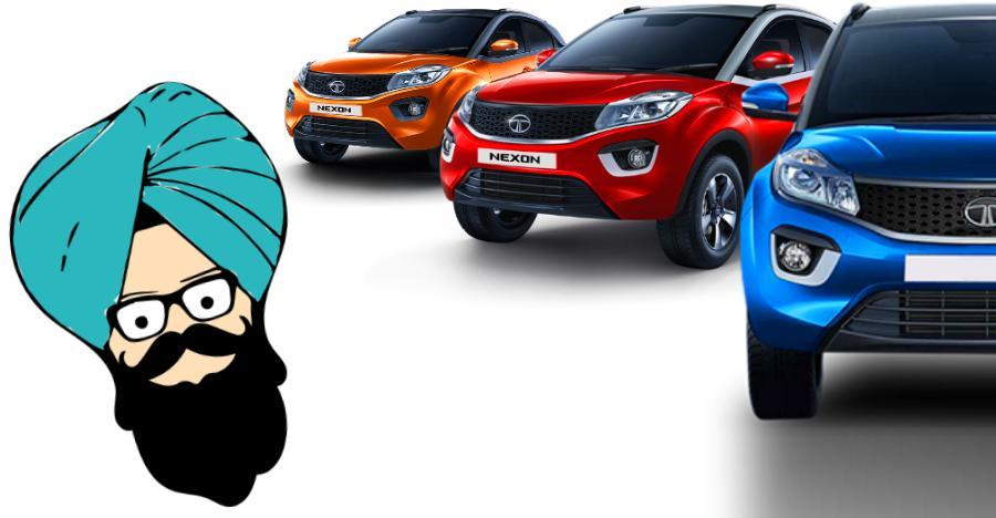 5 किस्म की शख़्सियतों के लिए 5 विभिन्न किस्म की Tata Nexon SUVs
