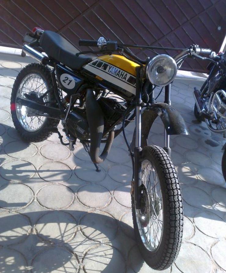 Nitro 1000.bhps Yamaha Rxg 6
