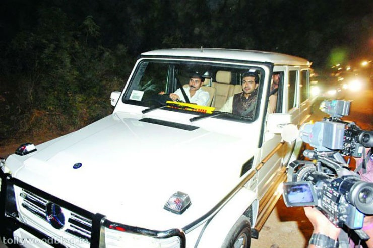 Pawan Kalyan G Wagen White