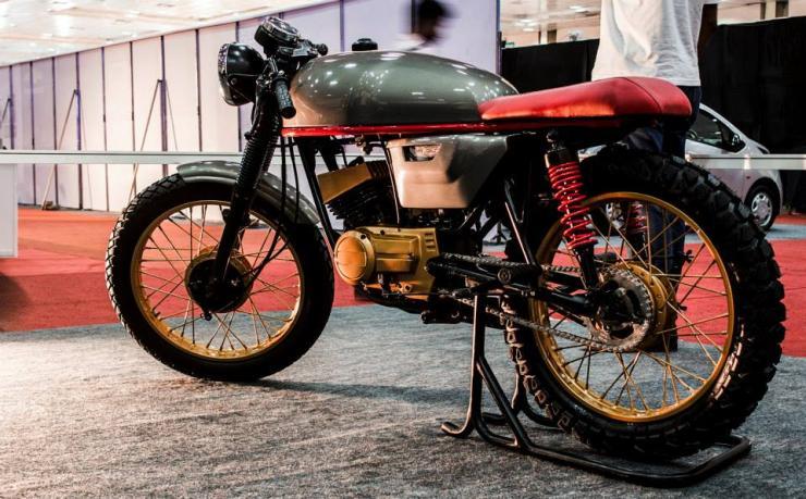 Rx100 Cafe Racer Nizcita 7