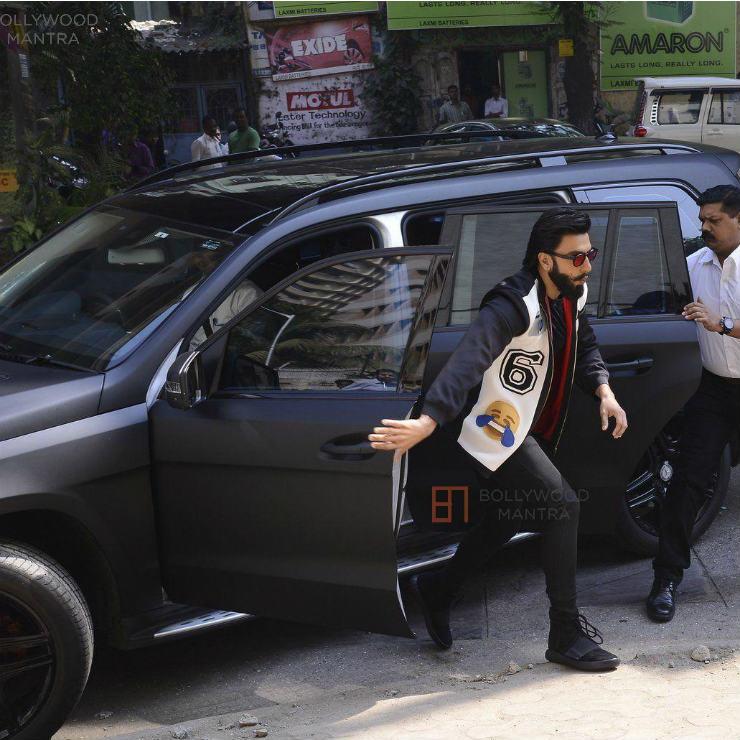 Ranveer Singh Gls