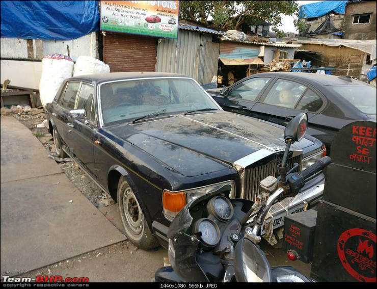 Rolls Royce Silver Spur India