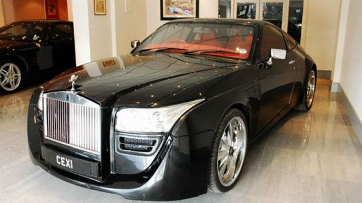 Rolls Royce Dc 1