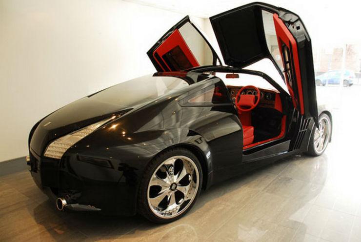 Rolls Royce Dc 2