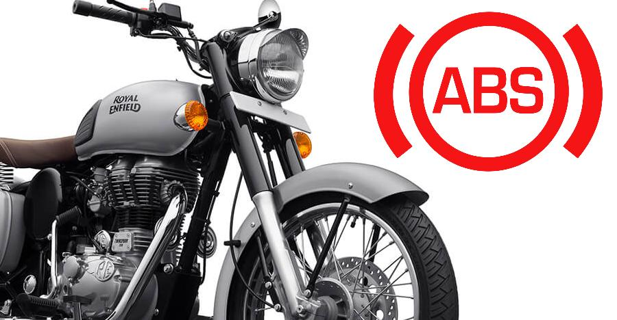 Royal Enfield Classic 350 Abs Featured