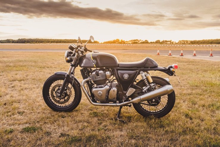 Royal Enfield Continental Gt 2019