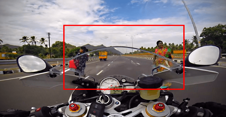 S1000rr Near Miss Highway Featured