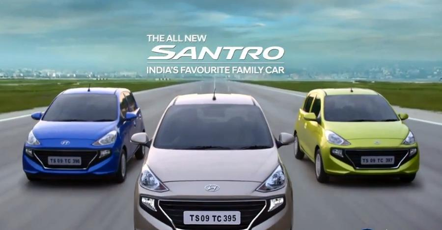 Santro Tvc Featured