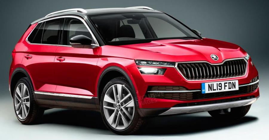 Skoda Compact Suv Featured