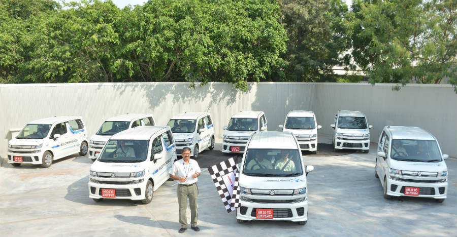 Suzuki Wagonr Ev Road Test