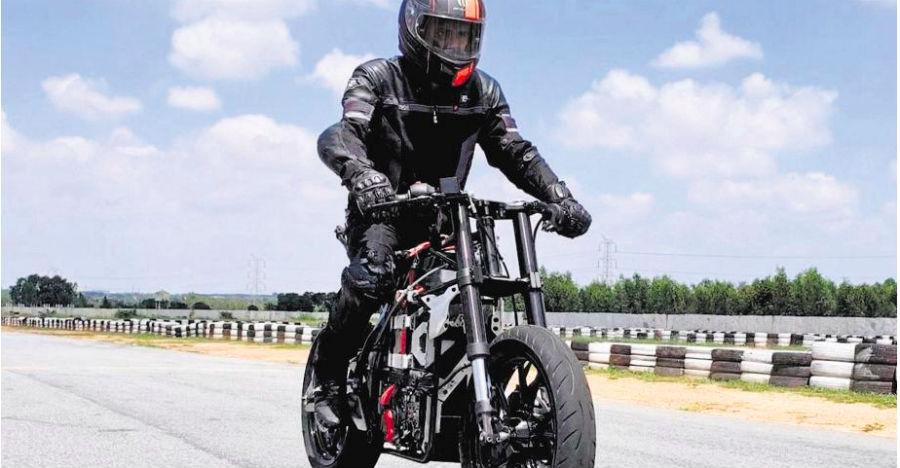 Tvs Electric Bike