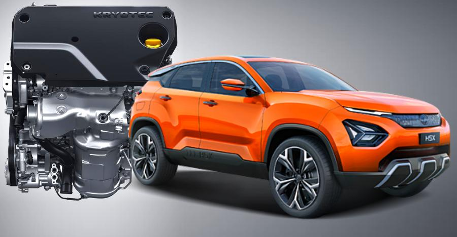 Tata Harrier Engine Featured