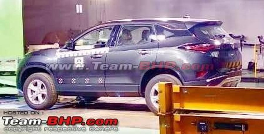 Tata Harrier Production Version Featured