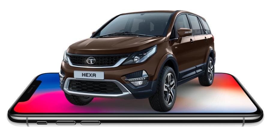 खरीदें नयी Tata Hexa और पाएं iPhone X बिलकुल मुफ्त!