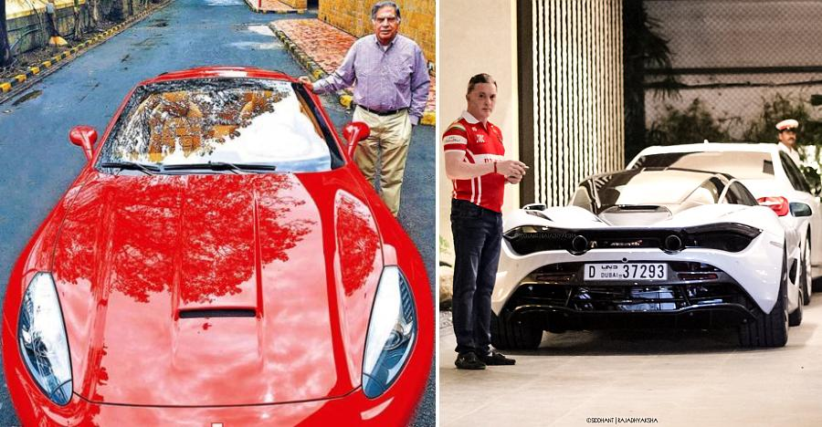 Tata Singhania Cars Featured