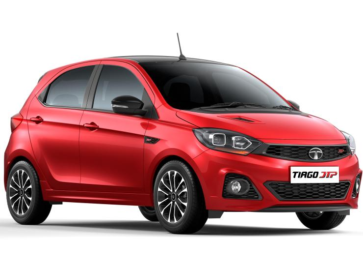 Tata Tiago Jtp Red