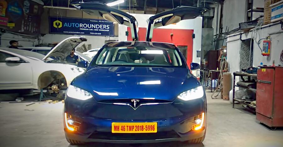 Tesla Model X Featured