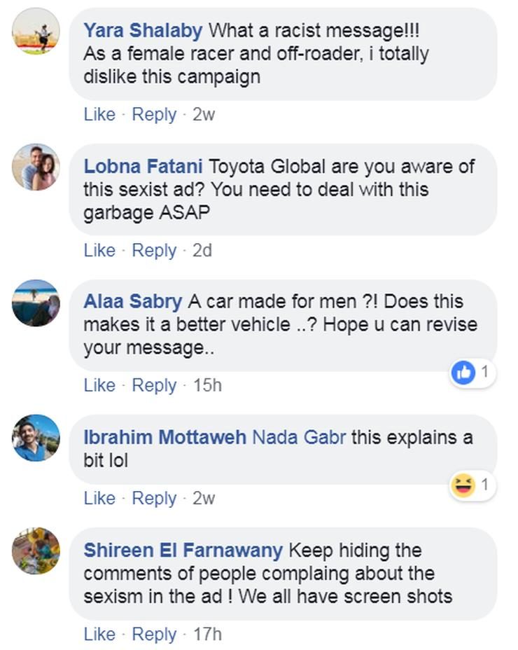 Toyota Fortuner Sexist Ad
