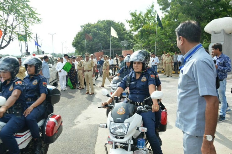 Udaipur Police Hero