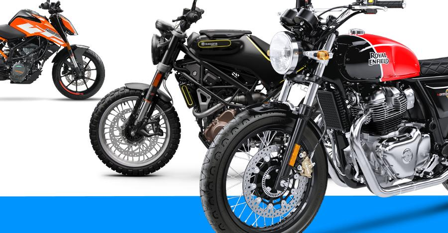 Upcoming Street Bikes India Featured