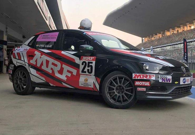 Volkswagen Ameo Race Spec 1