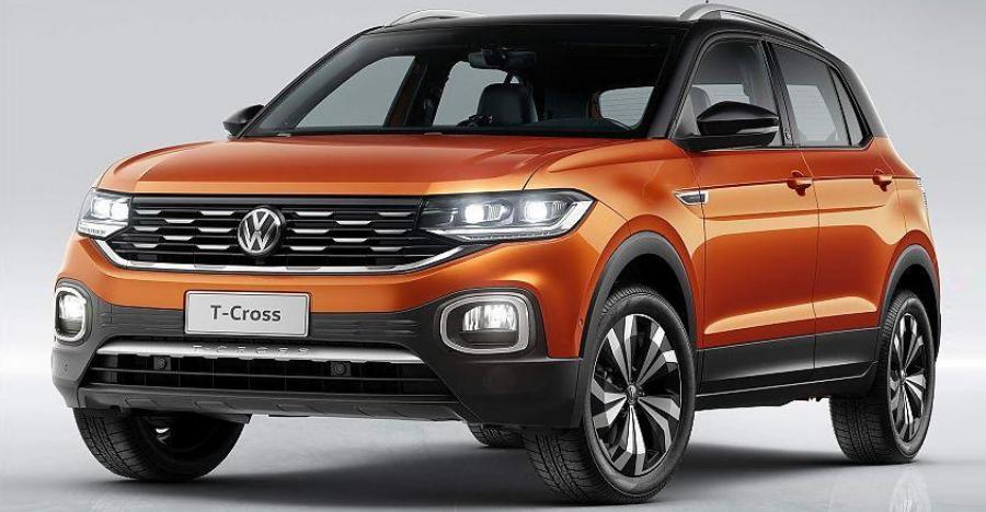 Volkswagen T-Cross कॉम्पैक्ट SUV: Hyundai Creta को टक्कर देने आ रही ये गाड़ी!