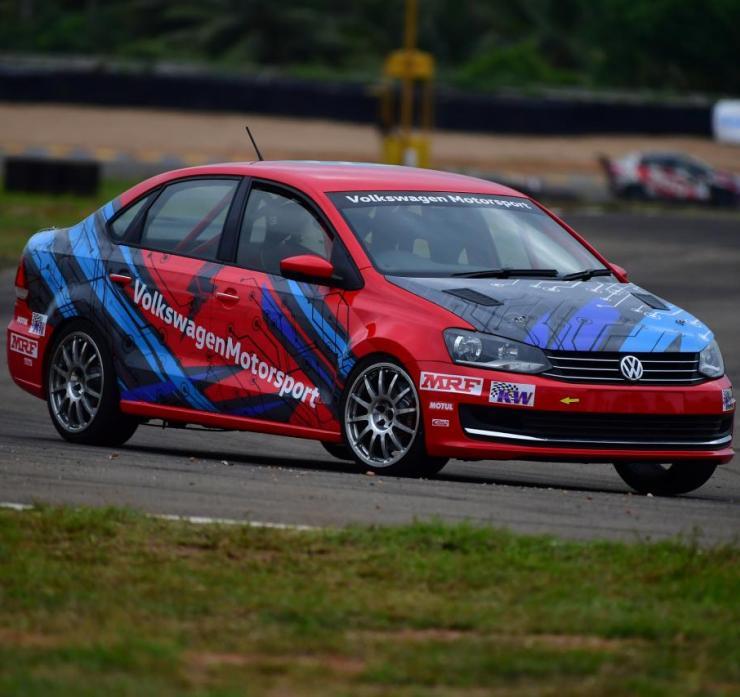 Volkswagen Vento Race Spec Vento