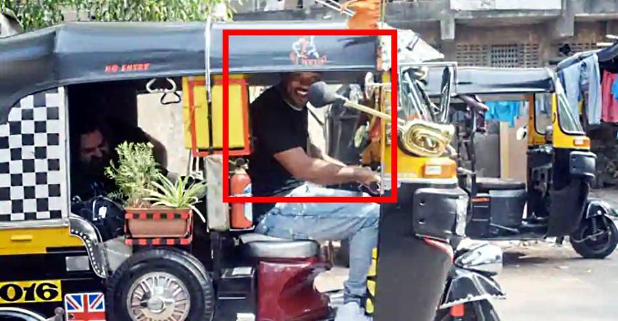 Will Smith Autorickshaw Riding Featured