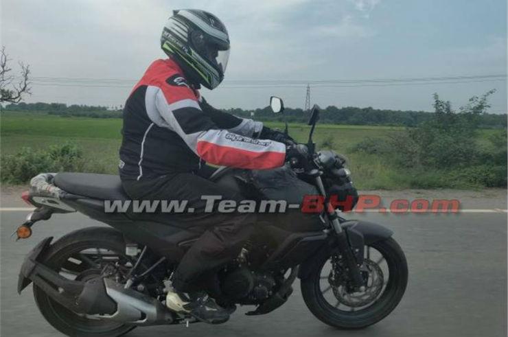 Yamaha Fz V#