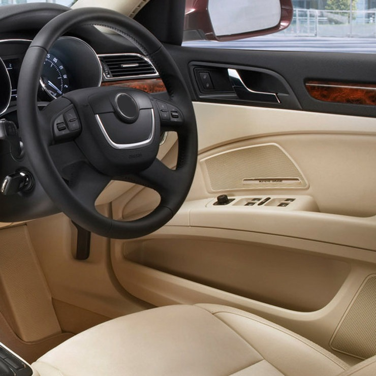 Beige Interior Cars