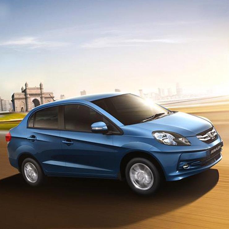 Best Mileage Diesel Cars Honda Amaze