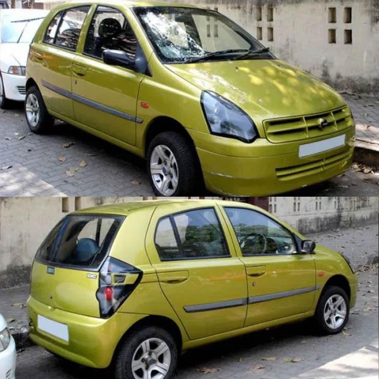 Dc Design Tata Indica Custom