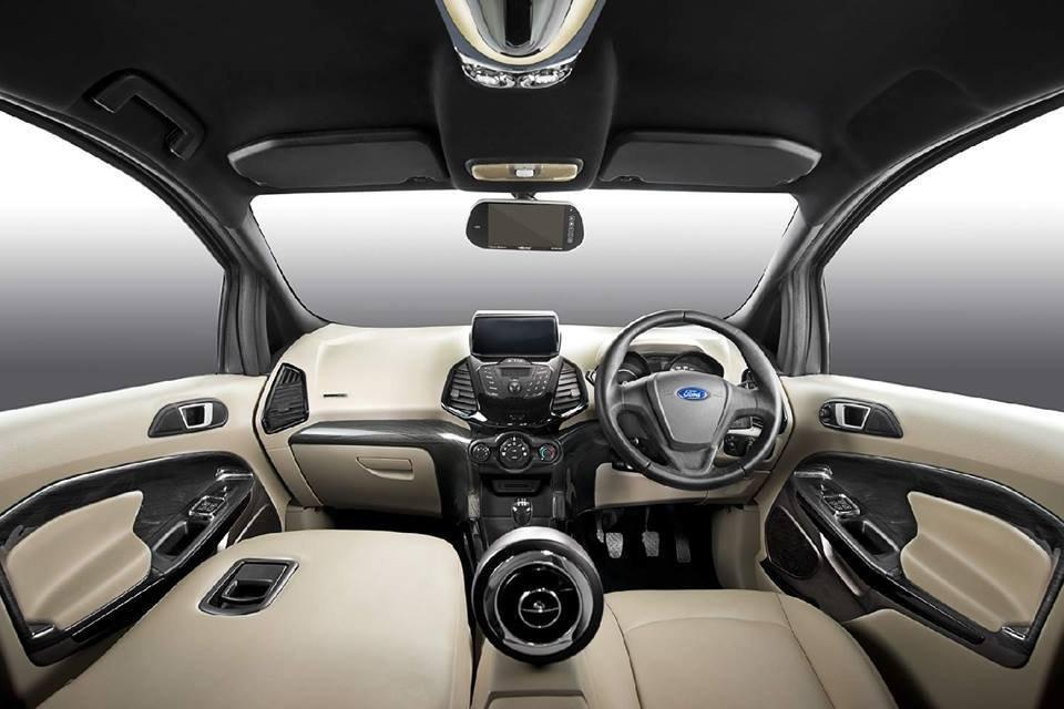 Dc Modified Ford Ecosport Interior