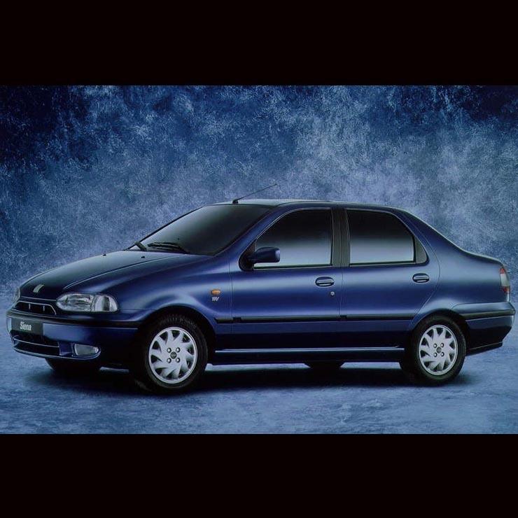 Fiat Siena Blue