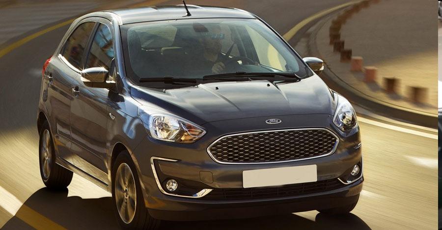 Ford Figo Facelift Images