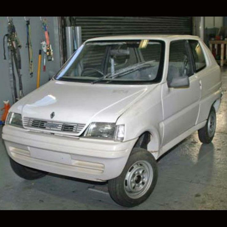 Kinetic Micro Car India
