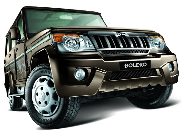 Mahindra Bolero Side Photo