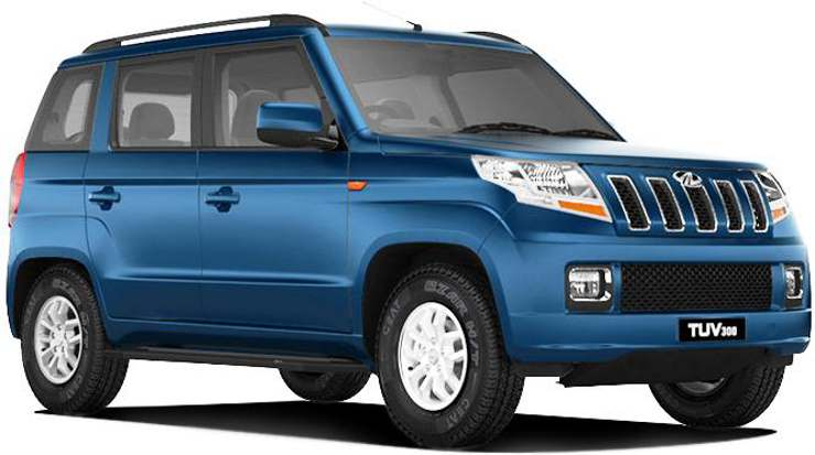 Mahindra Tuv300 Launched In India P2